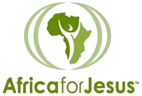 AFRICA FOR JESUS MINISTRIES Logo